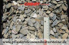 Firma B&M GRANITY – SCHIEFER - RINDE - diverse, bunte Splitt-, Kies-, Ziersteine-, Schotter-Sorten für den Garten. Auch solche Steine werden mit dem Firmenfuhrpark (B&M GRANITY) an Kunden geliefert.     http://www.pflastersteineundnatursteine.de/fotogaler