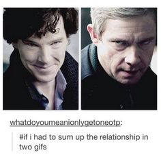 John's face though. << it's basically it'll be fun, cmon jawn. It'll be like fighting in a war. - no sherlock I said no. I'm sick of you showing off AND im sick of almost dying every case.