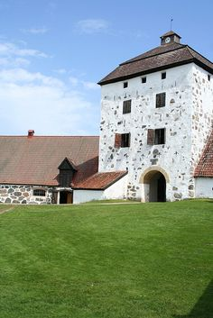 Hovdala Castle (Swedish: Hovdala slott) is a castle in Hässleholm Municipality, Scania, in southern Sweden.