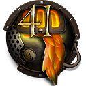 Steampunk Firefox Version 41 Icon