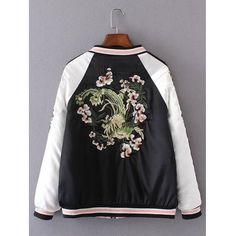 Embroidered Insider Wear Padded Baseball Jacket #women, #men, #hats, #watches, #belts, #fashion