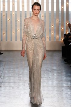 Jenny Packham Fall 2014 Ready-to-Wear Collection Slideshow on Style.com #runway #nyfw