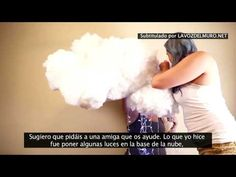 Lampara de nube - YouTube