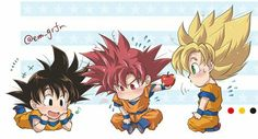 :3 Goku Chibi :3 Anime Chibi, Goku Chibi, Anime Kawaii, Dragon Ball Gt, Dragon Art, Black Goku, Dragonball Super, Goku Pics, Funny Dragon