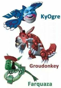 Pokemon G'ogre