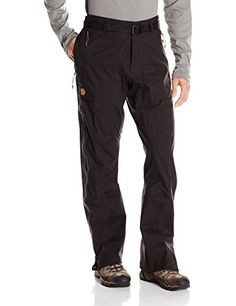 Fjallraven Men's Keb Eco-Shell Trousers