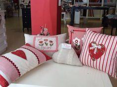 Lovely pillows........