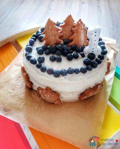 Všechno nejlepší Filko: Recept na dort k prvním narozeninám   Mamadodeste.cz Cheesecake, Food, Cheesecakes, Essen, Meals, Yemek, Cherry Cheesecake Shooters, Eten