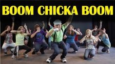 Boom Chicka Boom - The Learning Station, via YouTube.