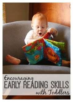 Encouraging Early Reading with Toddlers
