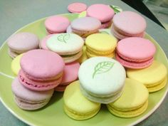 macaron recipe - Google Search