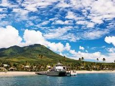 four seasons nevis - Ferry from St. Kitts