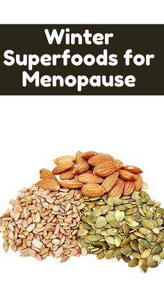 Winter Superfoods for Menopause  Menopause Remedies.