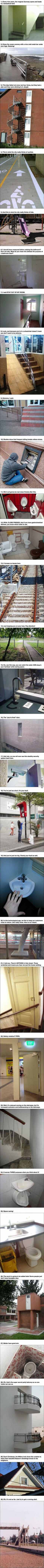 Amazingly Stupid Construction Ideas That No One Seemed to Object To