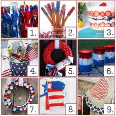 firecracker decorations | Keeping the Kingdom First ~ 4th of July Inspiration