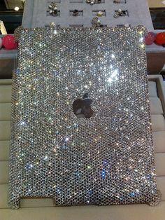 iPad 4 case iPad 3 case iPad 2 case Bling by Serendipitygiftsshop, $69.99