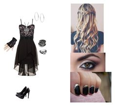 """Untitled #138"" by punk-princess-i on Polyvore featuring Laona, Quiz, Paris Hilton and Michael Kors"