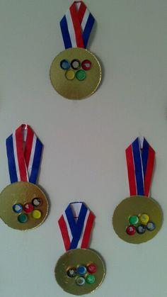 Medailles Olympische Spelen