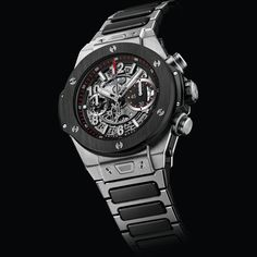 Hublot Big Bang Unico Titanium and Black Ceramic 411.NM.1170.NM