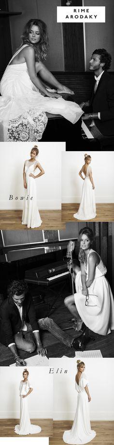 ©Rime Arodaky - collection 2014 - mariage - robes de mariees - Le blog de Madame c #1