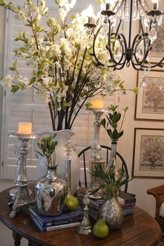 Friendship, Life and Style: Winter into Spring Decor