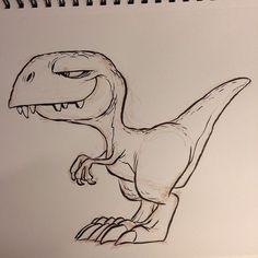 Another dinosaur trex tyrannosaur theropod brushpen breaksketch cartoon breaksketch brushpen cartoon dinosaur theropod trex tyrannosaur Cartoon Kunst, Cartoon Drawings, Cartoon Art, Animal Drawings, Cute Drawings, Drawing Sketches, Art Sketches, Cartoon Dragon, Cartoon Dinosaur