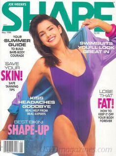 10 Best SHAPE Magazine 1988 images | Shape magazine, Shapes