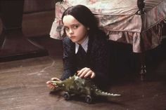 """Christina Ricci scored her first big role in 1990 playing Cher's daughter in """"<a href=""""http://www.moviefone.com/movie/mermaids/1022917/main"""">Mermaids</a>."""" She went on to star in """"<a href=""""http://www.moviefone.com/movie/the-addams-family/5511/main"""">The Addams Family</a>,"""" """"<a href=""""http://www.moviefone.com/movie/casper/1255/main"""">Casper</a>"""" and """"<a href=""""http://www.moviefone.com/movie/now-and-then/1635/main"""">Now and Then</a>."""""""