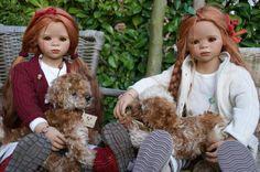 Maliwi Twins with Maxim und Max