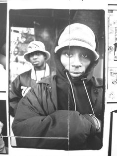 Black Star: Mos in front, Talib in back