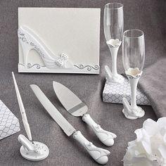 Fashioncraft Fairy Tale Wedding Accessory Set