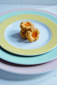 Millecolori Pastello: un decoro dai colori delicati per portare in tavola la #primavera.  #porcellana #piatti #flower
