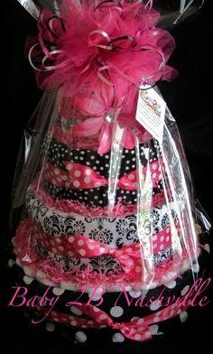 ♥♥♥… Diaper cake