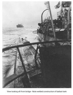 REPORT ON THE GERMAN SUBMARINE OF THE U-570 CLASS CAPTURED BY THE BRITISH IN AUGUST 1941 http://www.uboatarchive.net/U-570/U-570ONIReport.htm