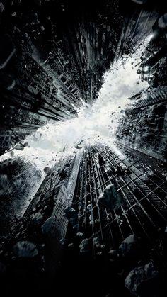 Batman - The Dark Knight Rises Movie Silk Fabric Poster 054 Batman The Dark Knight, The Dark Knight Trilogy, Batman Dark, The Dark Knight Rises, Batman Wallpaper Iphone, Marvel Wallpaper, Laptop Wallpaper, Posters Batman, Batman Artwork