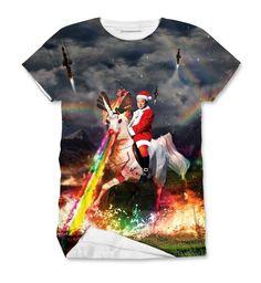 Oh Holy Knight Christmas Shirt v1