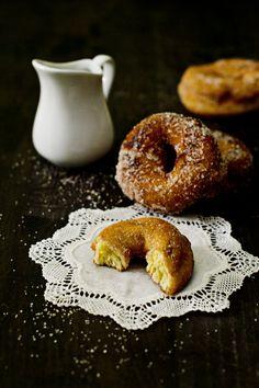 Receta de rosquillas de anís explicada paso a paso. Con Thermomix y tradicional. Con fotografías. Recetas de Semana Santa