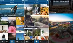 Instagram's 'Explore' Feature Updated With New Video Channels