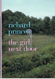 At a distance and close up, this is as autobiographic as Richard Prince gets. Photographed between 1996 and 1999, Prince strives to present a democratic view of the surroundings of his home in upstate
