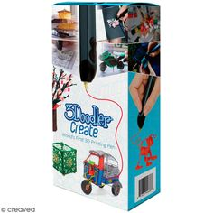 Compra nuestros productos a precios mini Bolígrafo 3D 3Doodler Create - Entrega rápida, gratuita a partir de 89 € !