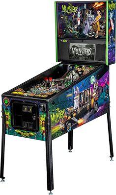 Gamer Retro Gaming Pinball Mechanic Hoodie Sweatshirt Arcade Nerd