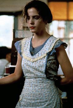 Mary-Louise Parker in Fried Green Tomatoes  This picture breaks my heart. MLP is so lovely in this movie.