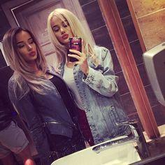 with Sabina Mussaeva