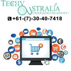 +61-(7)-30-40-7418  Techy Australia  Finally Word (Online Marketing) Cheap Website Design, Website Design Company, Word Online, Companies In Usa, We Can Do It, Create Website, Creative Logo, Online Marketing, A Team