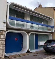 Bordeaux - Maison de Giacinto