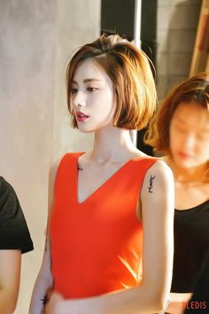 Nana 나나 – Full gallery at our website. – Donne e Moda Girl Short Hair, Short Girls, Short Hair Cuts, Short Hair Styles, Celebrity Hairstyles, Bob Hairstyles, Korean Beauty, Asian Beauty, Nana Afterschool