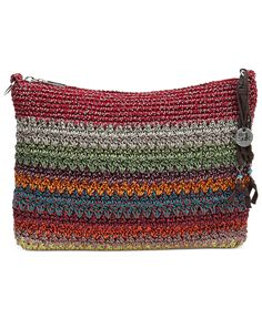 The Sak Classic Mini 3-in-1 Crochet Clutch - Handbags & Accessories - Macy's