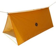 UST Tube Tarp and Camping Shelter with Compact, Multifunctional Use and Reversible and Flame Retardant Construction for Emergency, Hiking, Camping, Backpacking and Outdoor Survival Hammock Tarp, Tent Tarp, Outdoor Survival, Outdoor Camping, Outdoor Gear, Survival Tent, Survival Shelter, Wilderness Survival, Sleeping Tent