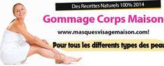 Meilleur Gommage Naturel Pour Le Corps : Recettes 2014