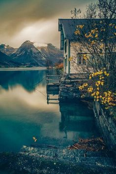 """wowtastic-nature: """" Autumn Saga on by Cinematic Photography, Trondheim, Norway ☀ Canon EOS Mark """" Cinematic Photography, Nature Photography, Photography Portfolio, Nature Landscape, Photos Du, Historical Sites, Beautiful Landscapes, Beautiful Places, Scenery"""